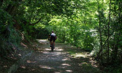 Il Sentiero Naturalistico del Chitò, la ciclabile più corta (e tra le più belle) della Bergamasca