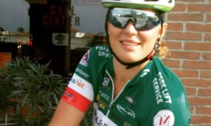 Claudia Cretti torna in sella al Giro delle Marche. Il sogno si è avverato