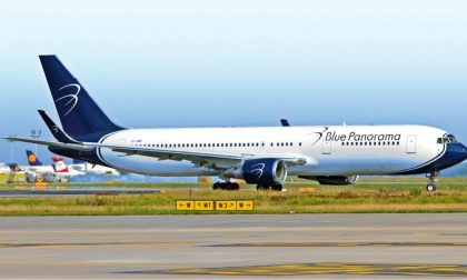 Volo di linea da Orio al Senegal (senza scali) grazie a Blue Panorama