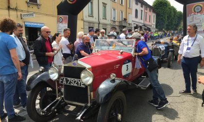 """Quest'anno la """"1000 Miglia"""" non passerà da Bergamo, ma si fermerà a Treviglio"""