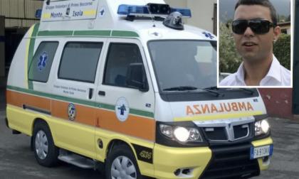 Tragedia a Monte Isola: 28enne in motorino si schianta contro un palo e muore