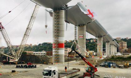 È bergamasco il calcestruzzo utilizzato per la soletta del nuovo ponte di Genova