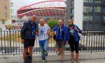 Quelli che non hanno saputo resistere e sono volati a Lisbona a tifare (fuori dallo stadio)