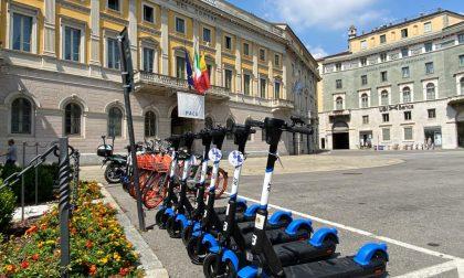 Trecento monopattini in condivisione per Bergamo (presto saranno 1400). Trattiamoli bene