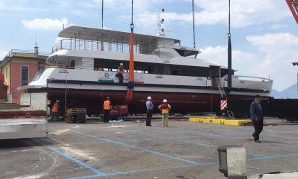 Navigazione Lago d'Iseo ora vuole «entrare in possesso della nave e recuperare le somme dovute»