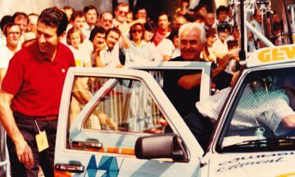 Quella volta che il Piazzalunga finì con l'auto nella scarpata seguendo Gimondi