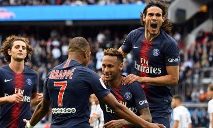 L'ombra nera che in Champions oscura le stelle del Paris Saint Germain