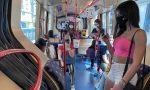 Trasporti pubblici, accordo sulla capienza. E a Bergamo doppio turno a scuola