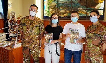 Il regalo speciale che l'Esercito italiano ha fatto ai ragazzi di Codogno