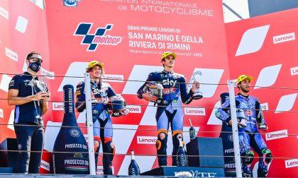 L'Italtrans sorride con il podio di Bastianini e i primi punti mondiali di Dalla Porta