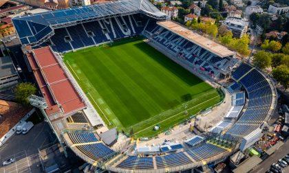 Il Gewiss Stadium è pronto: il video che mostra la visuale dalla Tribuna Rinascimento