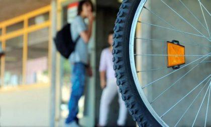 Svolta green al liceo Galilei di Caravaggio, oltre 500 studenti a scuola in bici