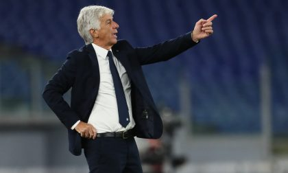 Gasp è contento, non solo per la vittoria sulla Lazio: «Ilicic s'allena con noi, sono fiducioso»