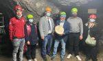 Ol Minadur, Ol Galet eLa Taessina: i tre formaggi che stagioneranno nelle miniere di Dossena
