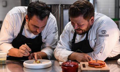 Tandem di chef per il Ristorante Bolle (che ha riaperto) di Pentole Agnelli