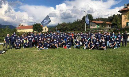 In poche ore raccolti 500 kg di spazzatura: le foto dei volontari a Valbrembo e Paladina