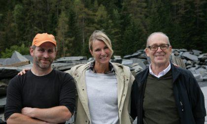 Ardesia, formaggio e lavoro: l'Alta Val Brembana di nuovo a Melaverde su Canale 5