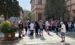 Gli studenti bergamaschi riprendono possesso dei banchi (e lo strano caso del Manzù)
