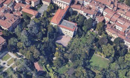 Appartamenti di lusso (e Parco Suardi più grande) alle ex Canossiane