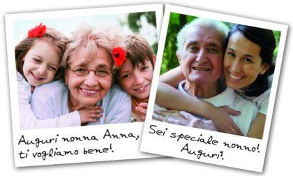 La Festa dei Nonni sta arrivando! Fai loro un augurio speciale con PrimaBergamo