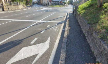 Le nuove corsie ciclabili? La Cisl di Bergamo non ha dubbi: «Più pericolose che utili»