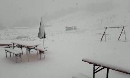 Video incredibile da San Simone: cinque centimetri di neve! E siamo solo al 25 settembre…