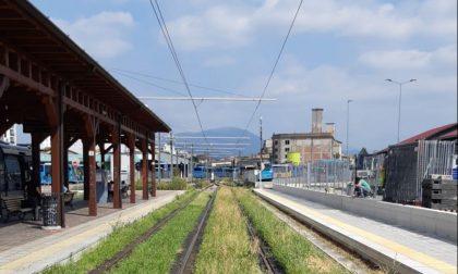 Nuova banchina per il tram: conclusi i lavori della Teb al capolinea di Bergamo