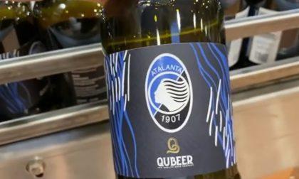 Birra artigianale per l'Atalanta firmata Qubeer