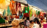 Dopo trent'anni a Valbrembo tornano le bancarelle del mercato comunale