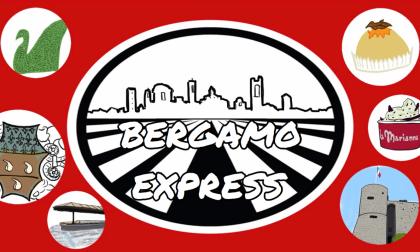 Bergamo Express, una caccia al tesoro a coppie in Città Alta