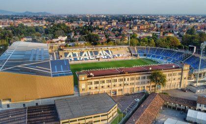 Gewiss Stadium, il colpo d'occhio al tramonto è mozzafiato (e la Morosini è rinata!)