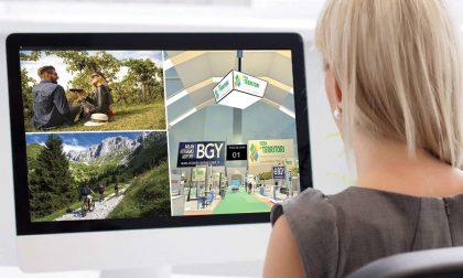 Un successo l'Agri & Slow Travel Expo, la prima fiera digitale fatta a Bergamo