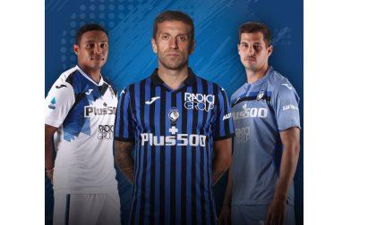 Ecco le nuove maglie dell'Atalanta per la stagione 2020/2021 (sulla terza c'è pure la Nord!)