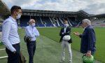 Ok della Uefa, la Champions si giocherà a Bergamo. Percassi: «Un sogno»