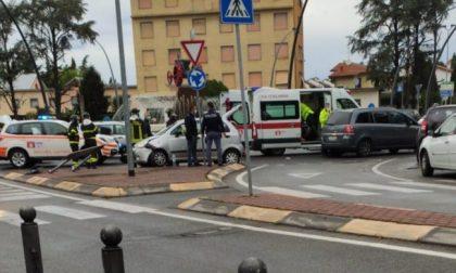 Violento incidente a Treviglio, ferite una bambina, una ragazza e una donna