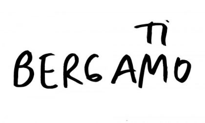 Una mostra degli artisti che nei giorni della pandemia han detto a Bergamo: «Ti amo»