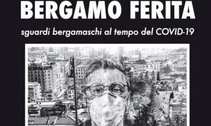"""Donati 2mila euro al Papa Giovanni XXIII raccolti grazie alla vendita del libro """"Bergamo ferita"""""""
