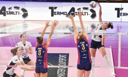 Tramonta l'ipotesi cordata per salvare il Volley Bergamo. Bolis, Rovetta e Veneziani: «Non molliamo»