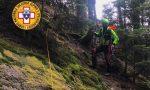 Perde l'orientamento sul Monte Torcola: portato in salvo un 54enne bergamasco
