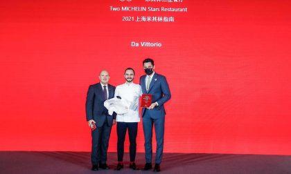 Seconda stella Michelin per Da Vittorio Shangai. E la famiglia Cerea ora ne ha ben sette