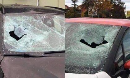 Bruttissimo gesto al Policlinico di Zingonia: sfondati i vetri delle auto di medici e infermieri