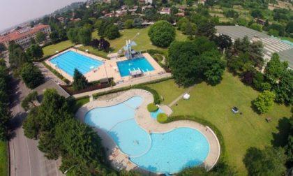 A sette mesi dalla chiusura riapre al pubblico la vasca interna della piscina Italcementi