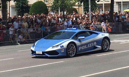 Padova Roma in tre ore, così la Lamborghini della Polizia ha salvato una vita
