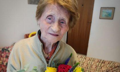 Nonna Piera compie 100 anni: è la prima centenaria della storia di Moio de' Calvi!