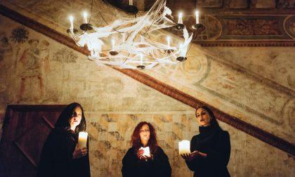 Il Castello di Malpaga si trasforma: mese in stile dark per Halloween
