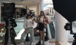 Social e shopping: Giulia Salemi, Virginia Montemaggi e Sophia Campana per Oriocenter