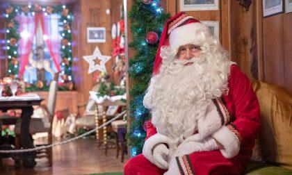 È ufficiale: da sabato 21 novembre Babbo Natale torna nella sua Casa di Gromo