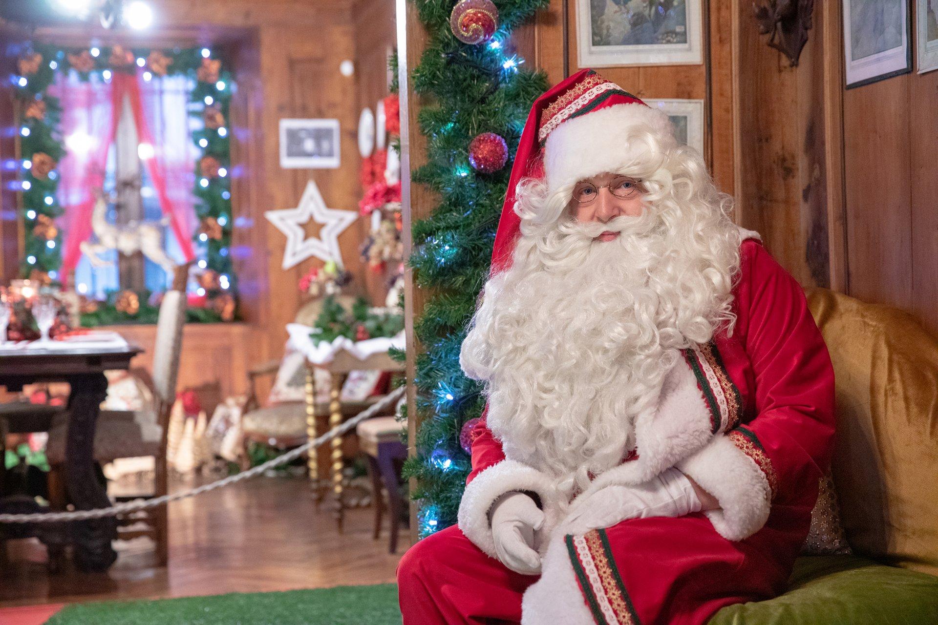 Sito Ufficiale Di Babbo Natale.E Ufficiale Da Sabato 21 Novembre Babbo Natale Torna Nella Sua Casa Di Gromo Prima Bergamo