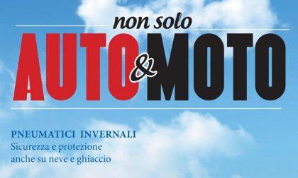 """Ritorna """"Non solo Auto e Moto"""", il magazine in omaggio per i lettori di PrimaBergamo"""