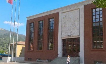 Al Municipio di Nembro hanno installato il portale che disinfetta i cittadini all'ingresso